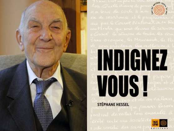 "Stephane Hessel: ""Time for Outrage"""