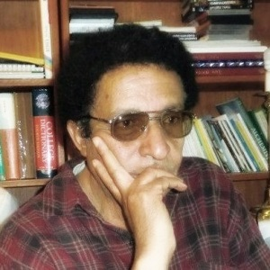 """Born in 1944 in Asmara, Amanuel Sahle is probably best known for his very popular newspaper column """"Hanti Alem"""".  His other well known works include: Comprehensive Tigrinya Grammar, Good Morning Eritrea, and The Universe According to Delphine. Amanuel now lives in Sweden."""
