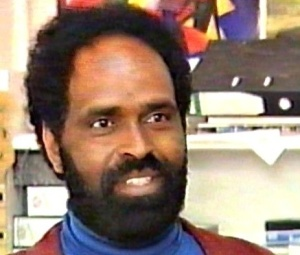 Fessahaye 'Joshua' Yohannes. Poet, playwright, journalist and co-owner of Setit (a private newspaper). Disappeared 2001. Photograph: PEN Eritrea