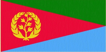 Eritrean Official flag